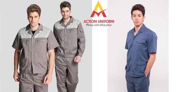 Mẫu đồng phục bảo hộ lao động 17