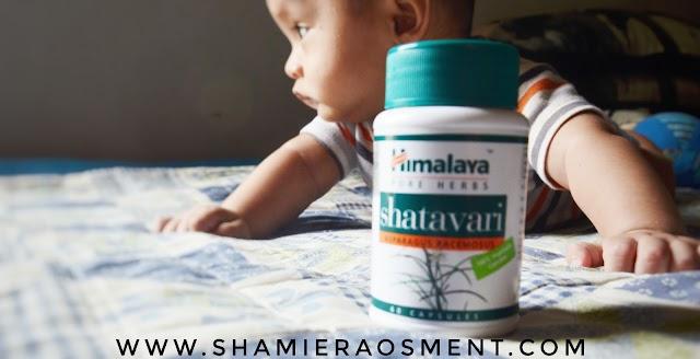Breastfeeding Journey with Shatavari