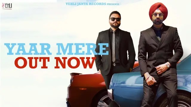 Yaar Mere Lyrics - Tarsem Jassar