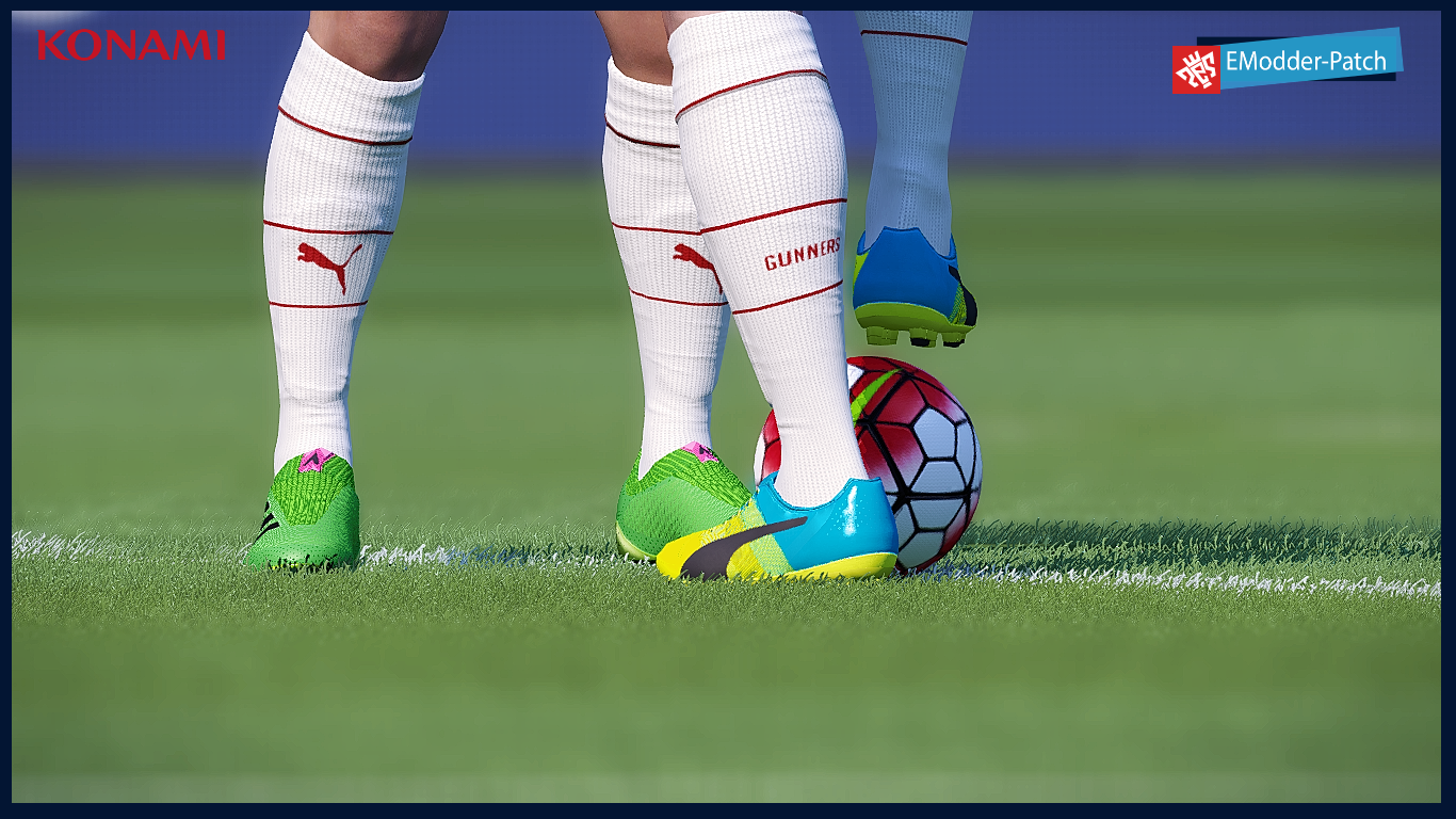 EModder Patch v1.0 [AIO] / Pes2016 Pc / Online / Amazing Patch ...