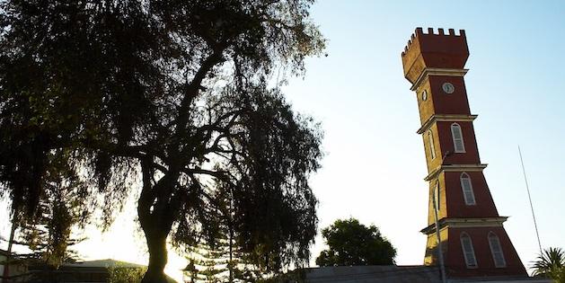 Torre de Vicuña, Elqui