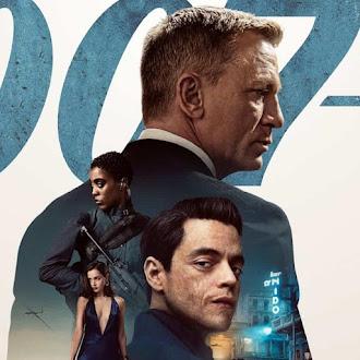 007 - Sem Tempo para Morrer é a conclusão da saga de Daniel Craig como o mais famoso agente secreto do cinema