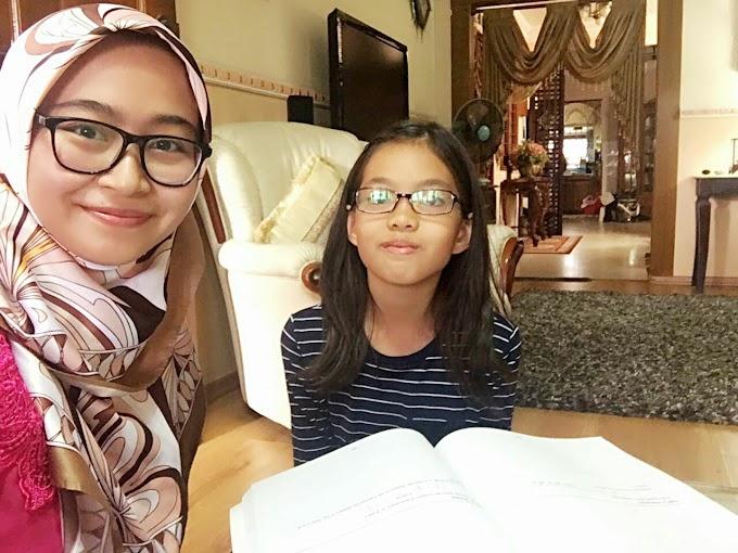 HCUBE Home Tuition Dan  Mengaji Al-Quran di Rumah Lebih Mudah