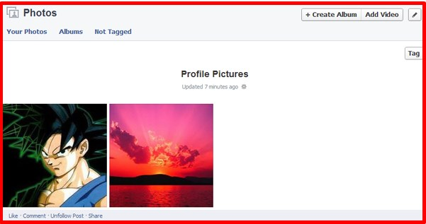how to make your profile picture private on facebook app