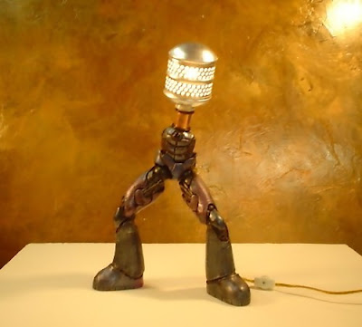 35 Creative and Unusual Lamp/Light Designs (35) 19
