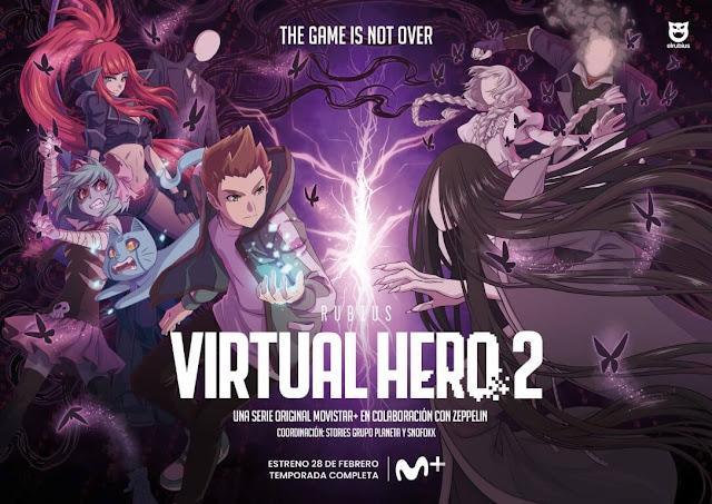 Crítica 'Virtual Hero 2', la serie de Rubius