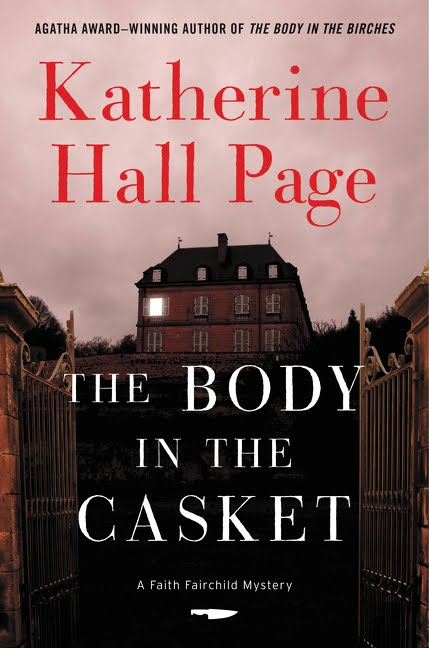 THE BODY IN THE CASKET (Cozy Mystery)