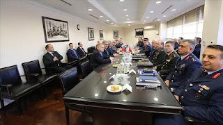 أنقرة.. انتهاء لقاء وفدي تركيا وروسيا لبحث تطورات إدلب