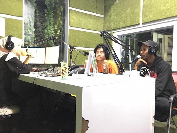 Malam Ini, Suku Seni Mengudara di Green Radio