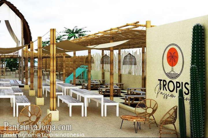 Tropis passion drink uns