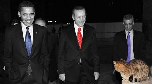 Gli, Obama ve Erdoğan: Ayasofya Zirvesi