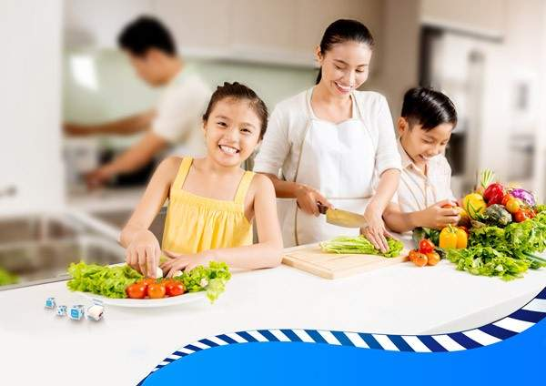 Trị con biếng ăn dễ dàng bằng 10 mẹo đã được các mẹ áp dụng hiệu quả - Ảnh 3