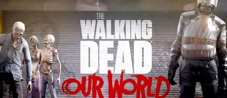 Download The Walking Dead: Our World v8.1.0.1 Mod