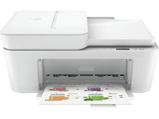HP Deskjet Plus 4120 AiO Drivers Download