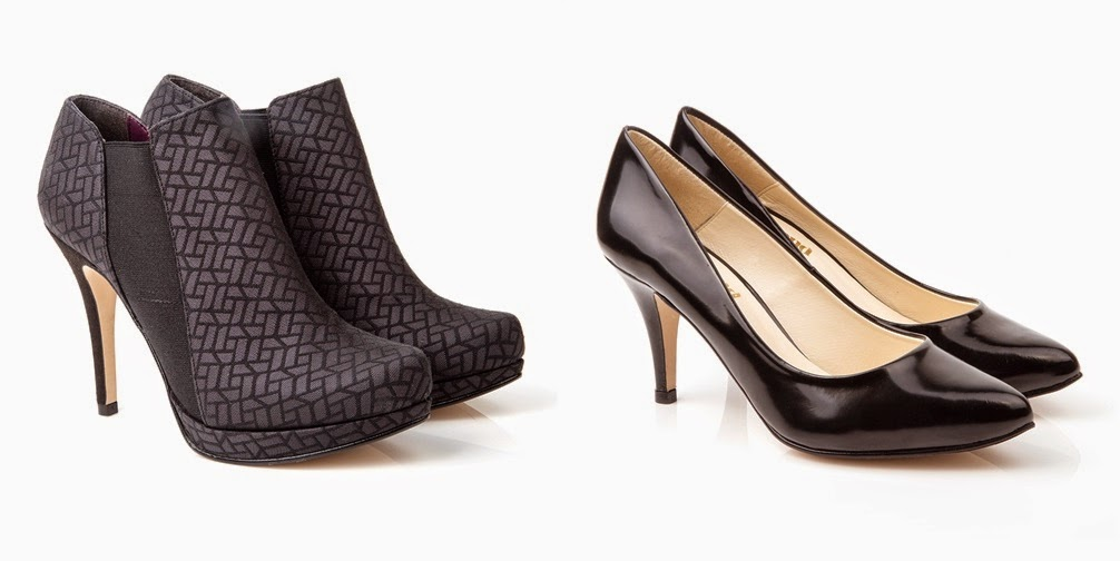 Vegan ankle boots and shoes for Valentine's Day from Beyond Skin
