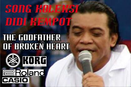 Kumpulan Song / Midi Didi Kempot The Godfather of Broken Heart