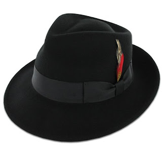 Belfry Crushable Dress Fedora Men's Derby Hat