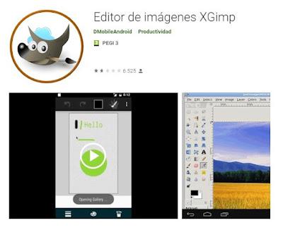 App XGimp