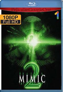 Mimic 2 [2001] [1080p BRrip] [Latino-Inglés] [GoogleDrive] RafagaHD