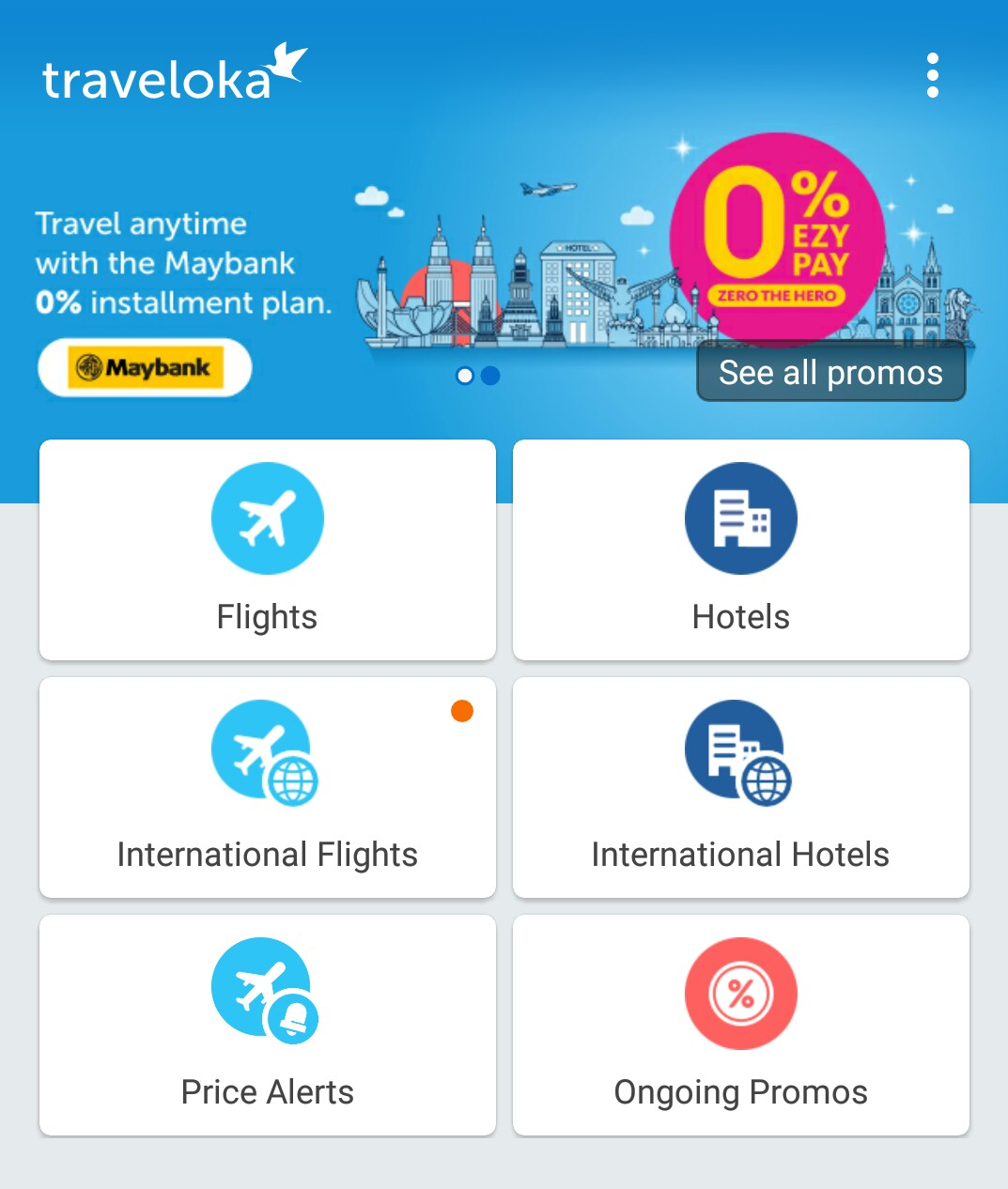 Traveloka Fly & Win CNY Challenge
