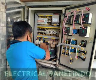 Service panel otomatis Tangerang