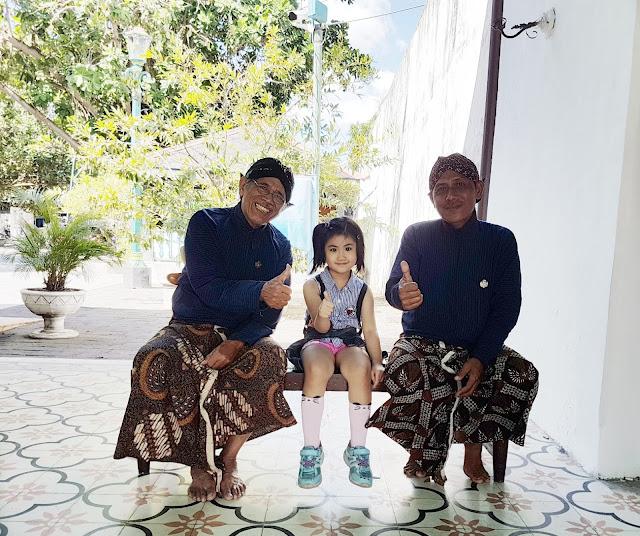 Kraton Ngayogyakarta Hadiningrat, Yogyakarta kota yang penuh cerita dan romansa