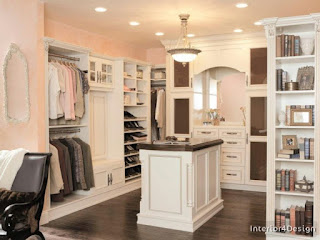 Clothing Room Design Ideas 9