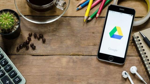 Cara Scan Dokumen Dengan Google Drive di Android Terbaru