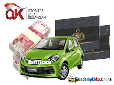 Gadai BPKB Mobil, Gadai BPKB Mobil Online