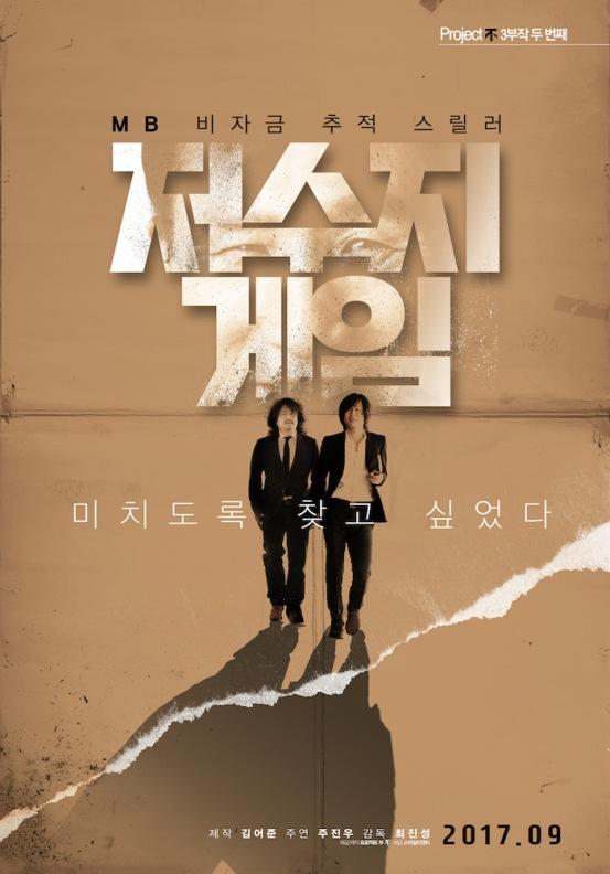 Sinopsis Film Korea The Reservoir Game / Jeosuji Geim / 저수지 게임