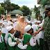Kunjungi Kodim 0703 Cilacap, Siswa-siswi RA Masyitoh Ingin Jadi TNI