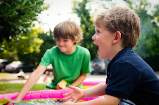 aspek sosial  anak autis