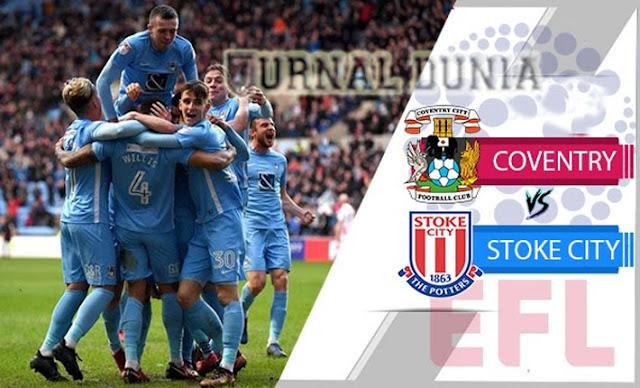 Prediksi Coventry vs Stoke, Sabtu 26 Desember 2020 Pukul 22.00 WIB