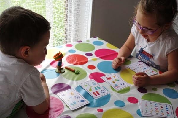 gry dla dzieci - namierz to - wydawnictwo zielona sowa, sposób na nudę