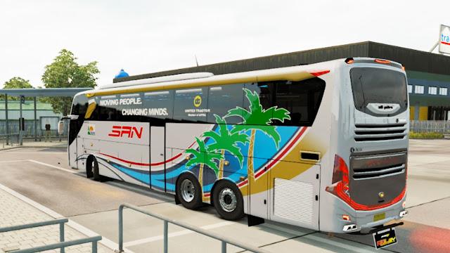 Jetbus 3 SHD voyager ETS2