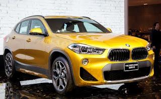 Đèn pha BMW X2 2019