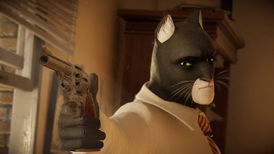 Blacksad Under The Skin Game Screenshot 4