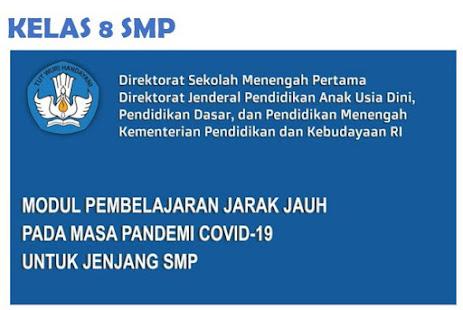 Modul PJJ Semester Genap Kelas 8 Direktorat SMP Kemdikbud