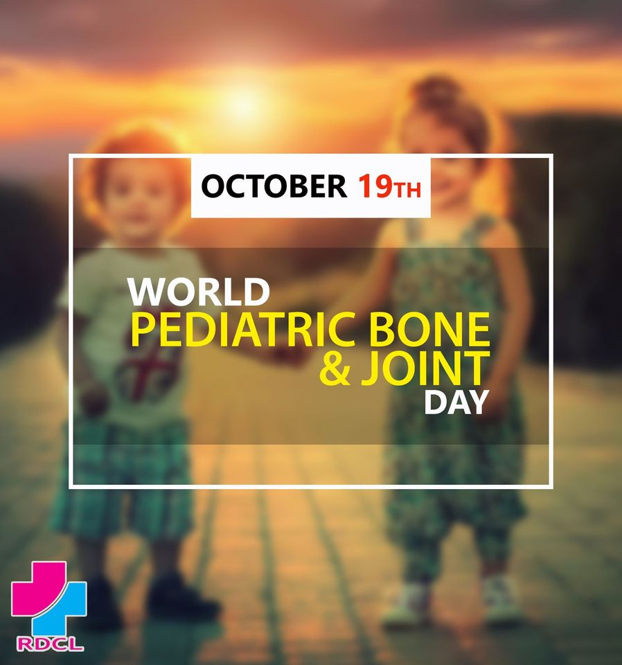 World Pediatric Bone and Joint Day Wishes Images download