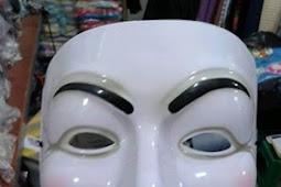 Promo Diskon Harga Topeng Anonymous dan jabbawockeez
