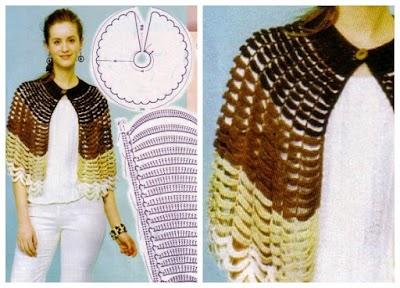 Patron Crochet Mini-Capa