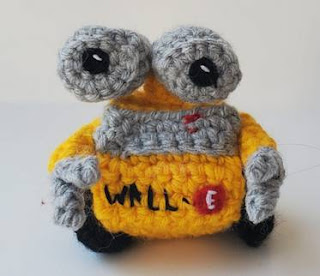 PATRON GRATIS WALL-E AMIGURUMI 42228