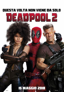 Deadpool 2 First Look Poster