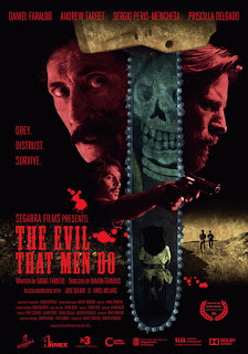 Watch The Evil That Men Do (2015) movie free online
