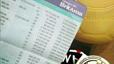 cek nomor rekening bri
