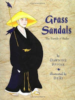 Book cover for Grass Sandals