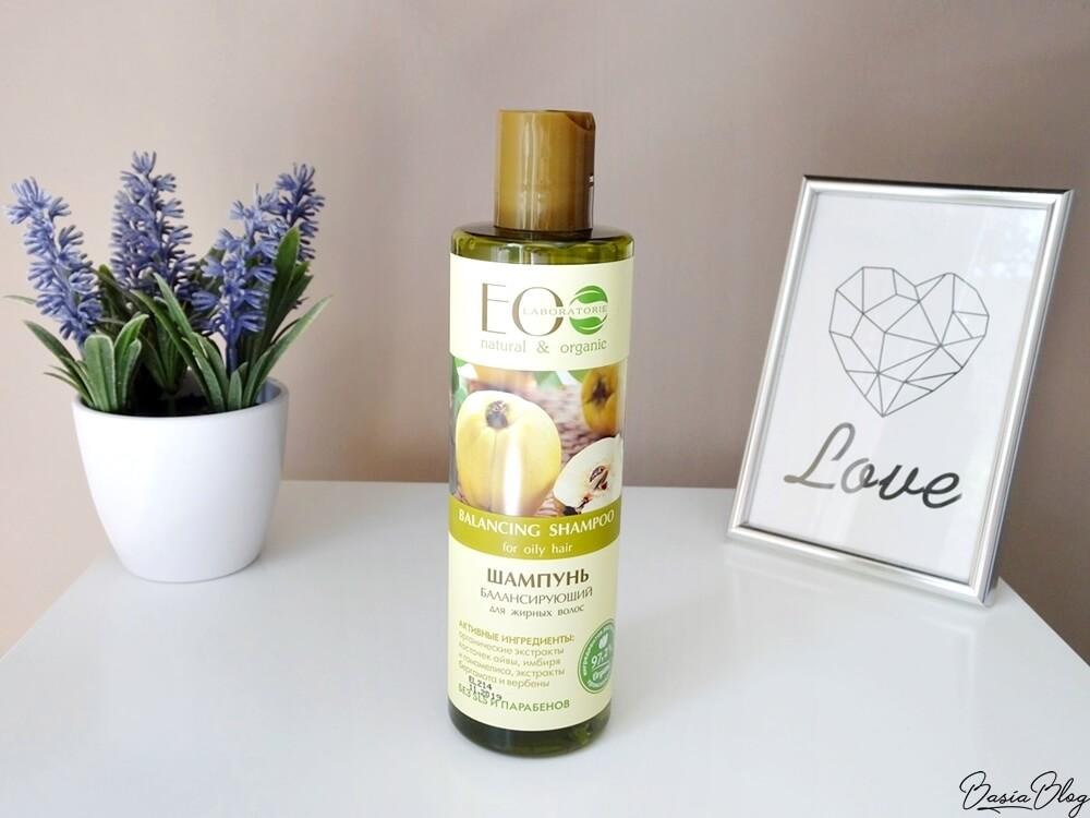 Ecolab, szampon normalizujący do włosów przetłuszczających się