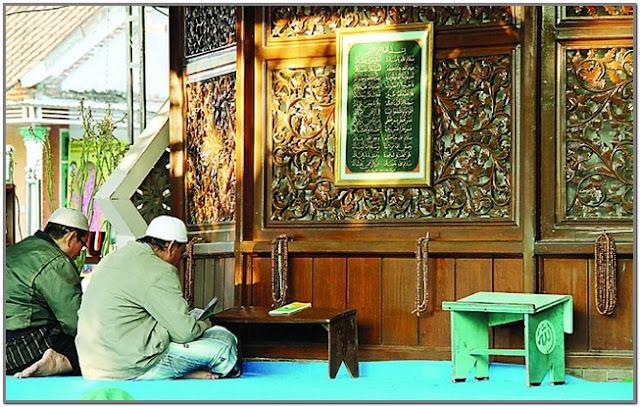 Kawasan Religi Mbah Ali Mas'ud;10 Top Destinasi Wisata Sidoarjo;