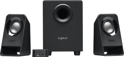 PC speakers met subwoofer Logitech