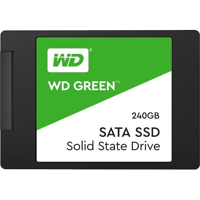 Western Digital 240 GB 2.5 inch Solid State Drive